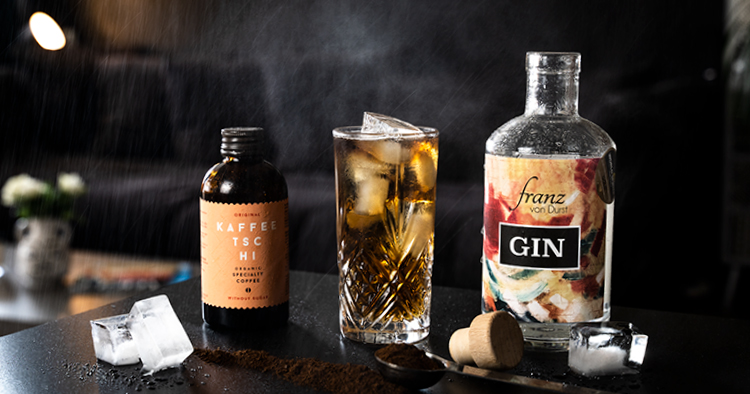 Cold Brew Gin Tonic
