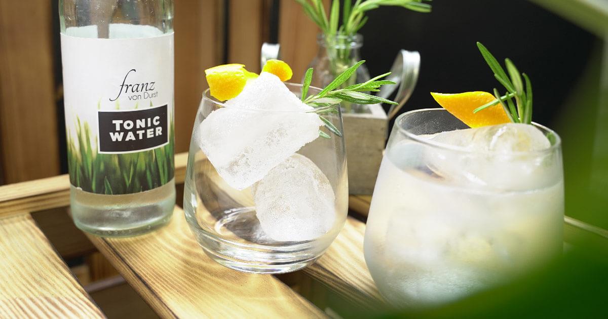Franz von Durst Gin Tonic