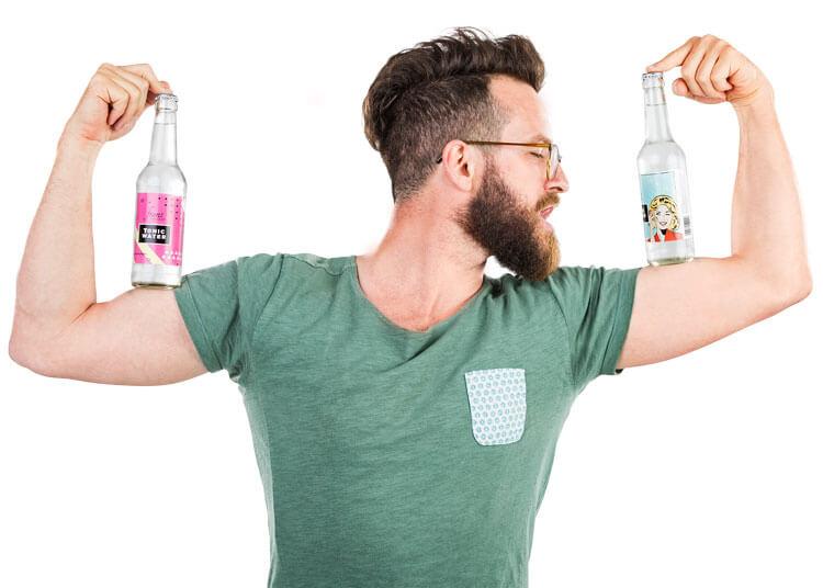 Franz von Durst Tonic Water - Imagebild Hannes