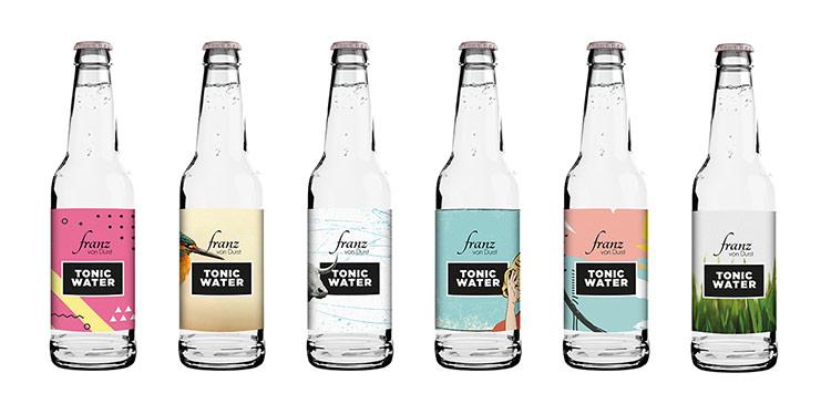 Tonic Water Österreich - Franz von Durst