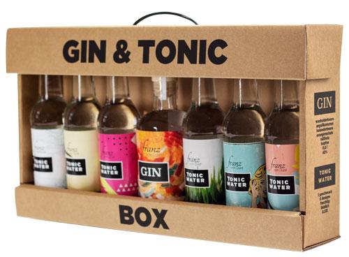Gin Tonic Geschenkbox