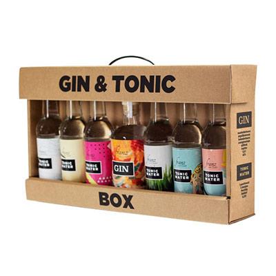 Franz von Durst Gin & Tonic Box
