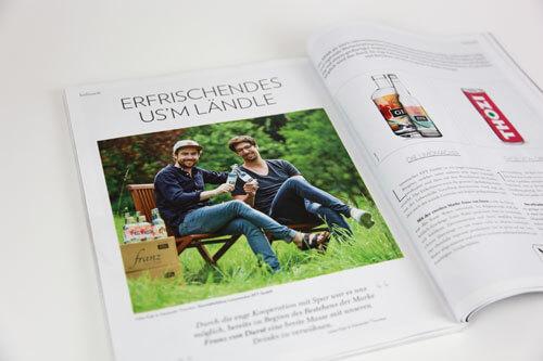 """Franz von Durst Interview """"Die Vorarlbergerin"""""""