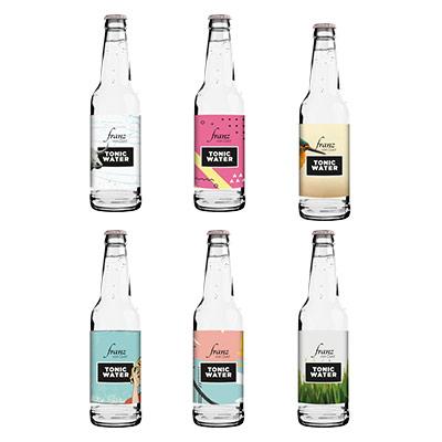 Tonic Water Package aus Österreich