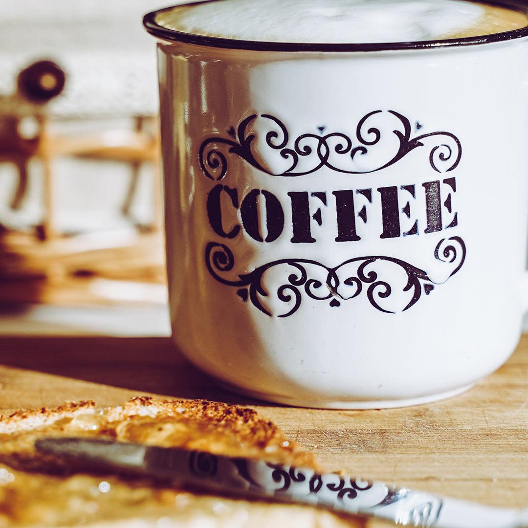 Kaffeebecher - Gin Tonic Marmelade Rezept