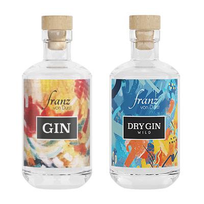 Franz von Durst Gin Duo