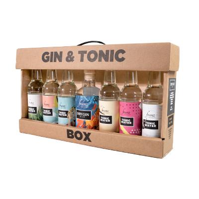 WIld Dry Gin & Tonic Box