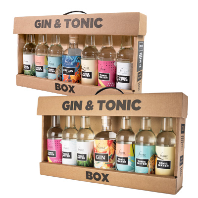 Gin & Tonic Box Package