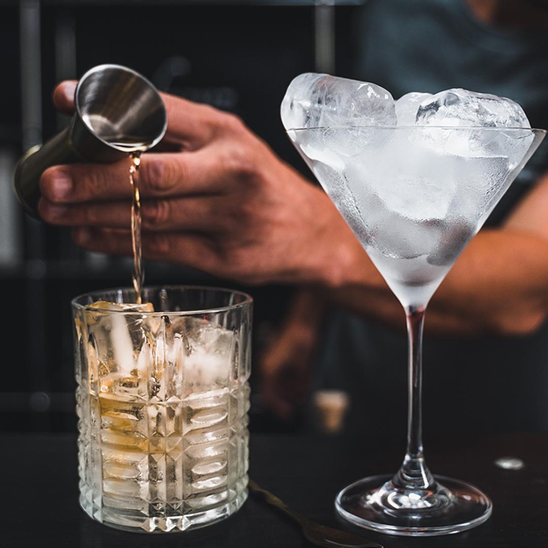 Dry Martini Zutaten
