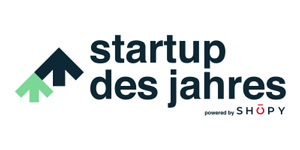 Shöpy Start-up des Jahres Badge