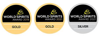 World Spirits Award Auszeichnungen 2021