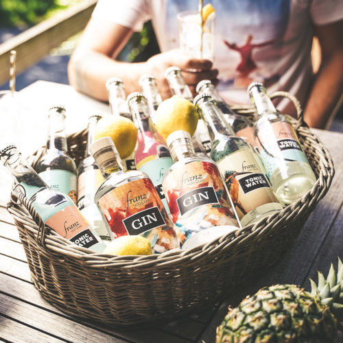 Gin Tonic Summer Package